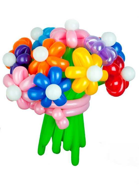Букет из шаров воздушных
