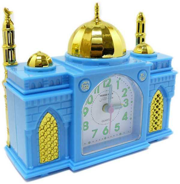 Часы с азаном