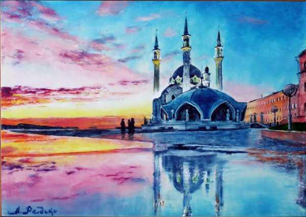 Изображение мечети