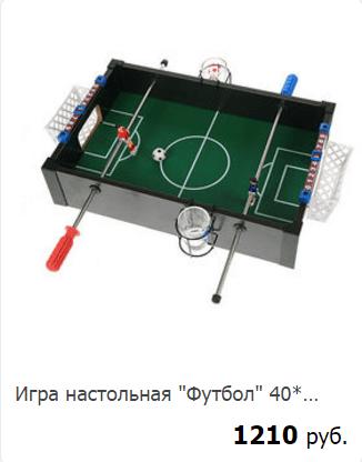 Футбольные сувениры - на день рождения футбольному фанату