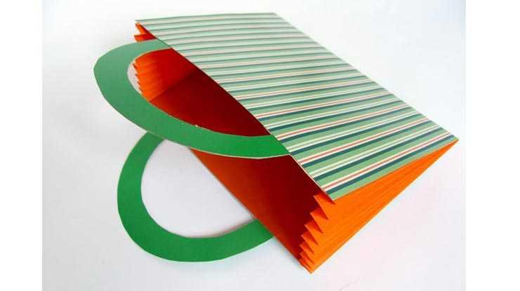 Легкие поделки из бумаги 3 класс