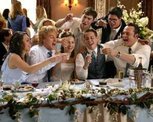 Сценарий свадьбы без тамады на 15-20 человек в кафе (ведущие - пара друзей)