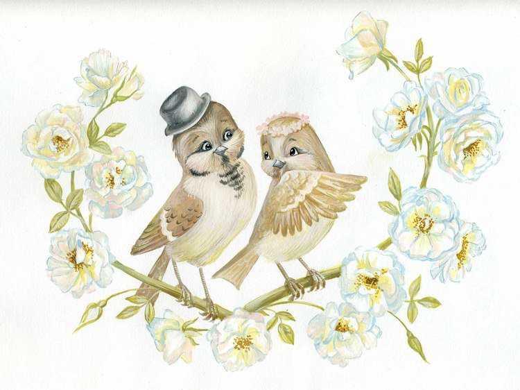 Птичья свадьба