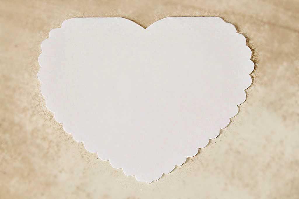 Сердце для валетинки