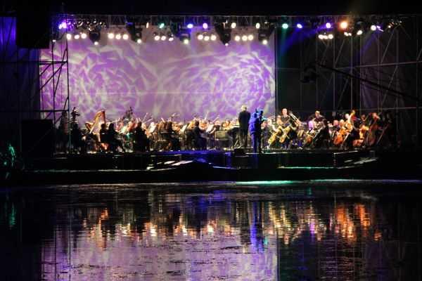Ночь музыки - к празднику Международного Дня музыки 1 октября