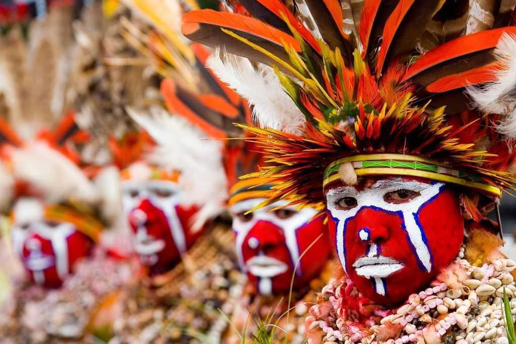Новый год в Микронезии