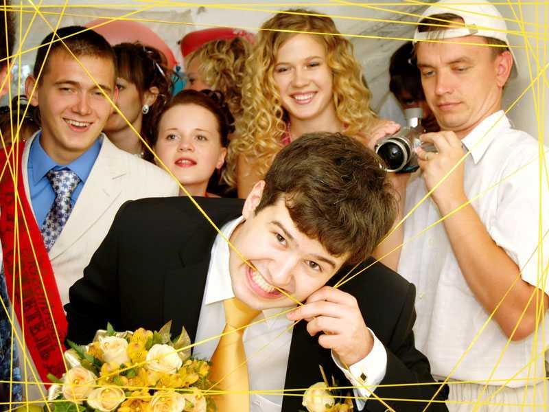 Выкуп невесты - задания для жениха