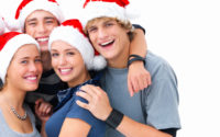 Сценарий Нового года для старшеклассников - программа, конкурсы, викторины и шутки