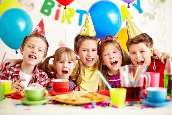 Как отпраздновать день рождения мальчика 7 лет?