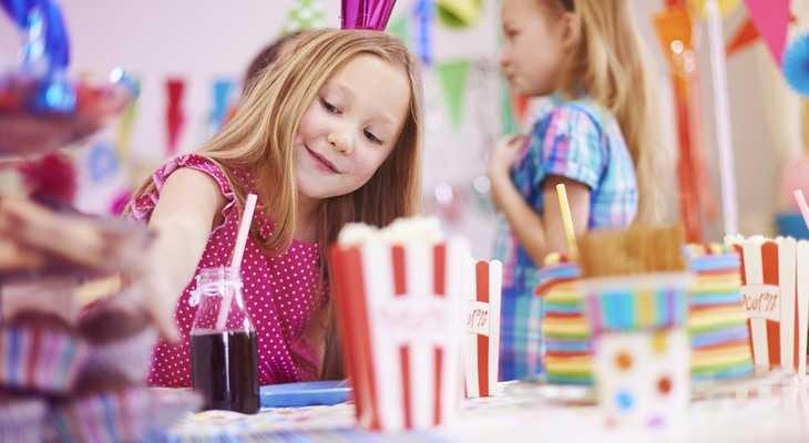 Сценарий Дня рождения девочки 9 лет