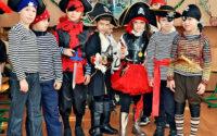 День рождения мальчика 7-9 лет в пиратском стиле