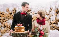 Свадьба зимняя