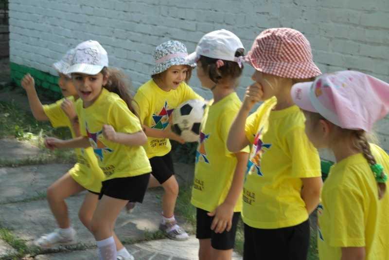 Спортивная викторина для родителей и детей в детском саду