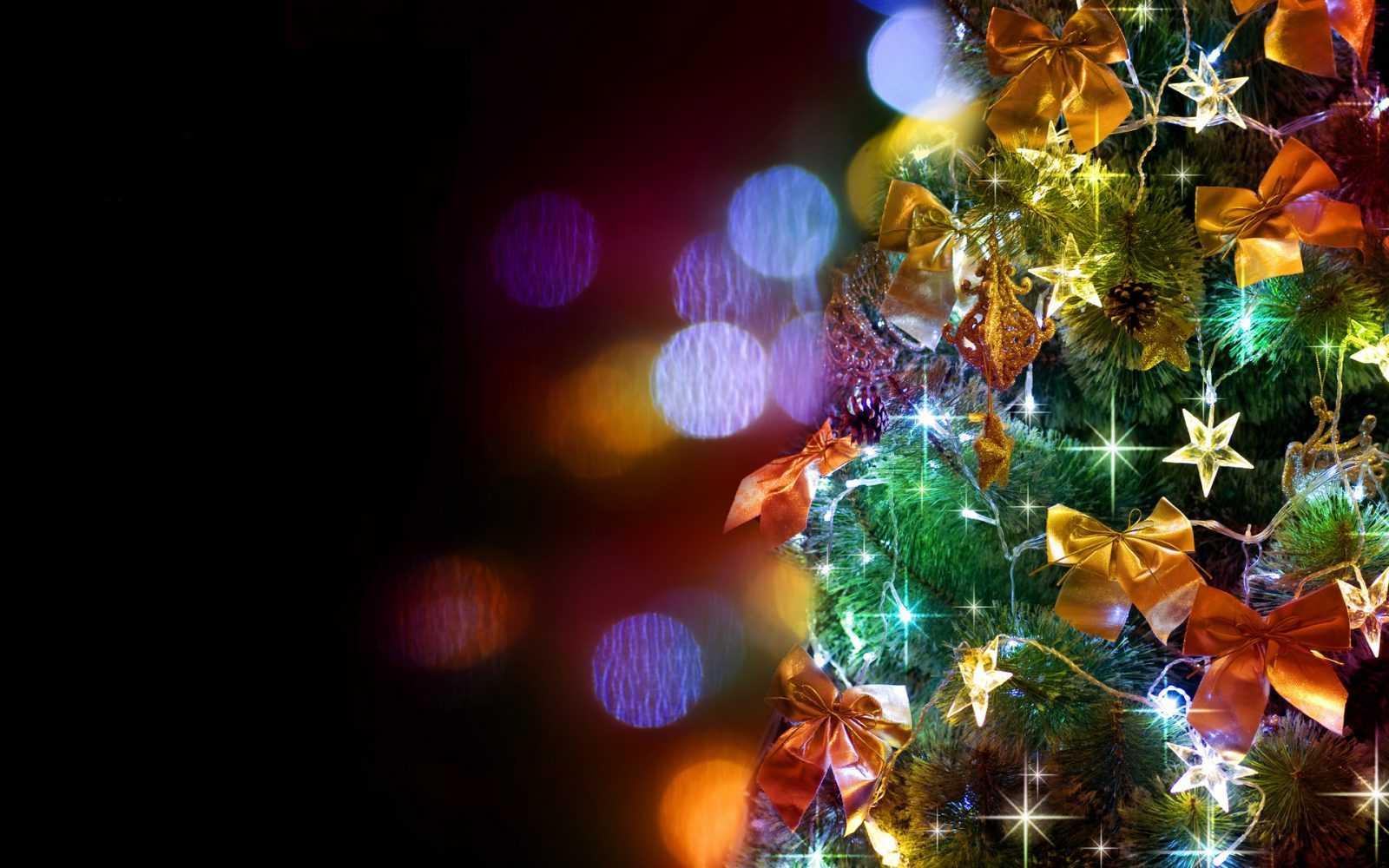 Картинки с новым годом яркие