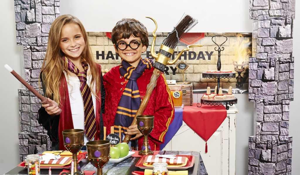 Вечеринка Гарри Поттер