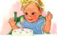 Сценарий дня рождения девочки 1 год
