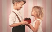 Дети шоколад