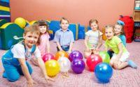 Детские игры в помещении