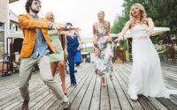 Танцы свадьба