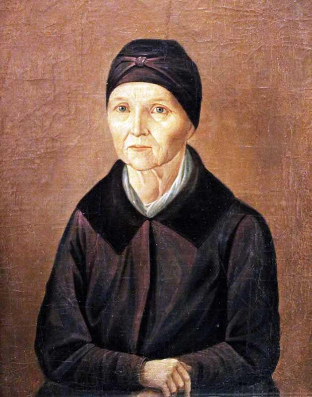 Няня Пушкина
