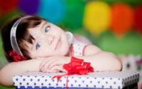 Подарок девочке на 5 лет