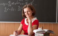 Учителька