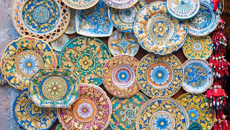 Керамика Сицилия