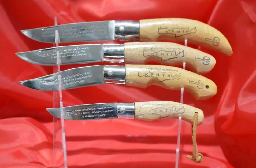 Ножи Крит