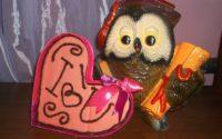 Открытка день святого Валентина 15