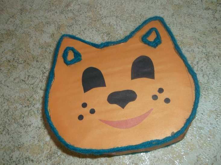 Органайзер для школьника кот МК 12