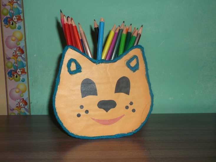 Органайзер для школьника кот МК 14