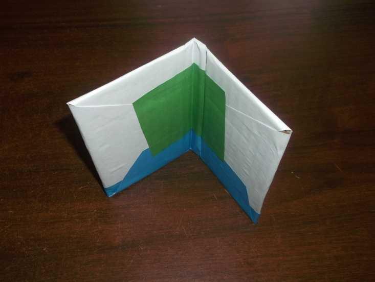 Веселая урна для бумажек МК 8