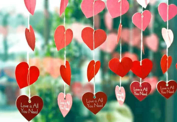 Декор на Валентина 15