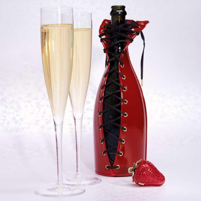 Красивая шампанское своими руками 519