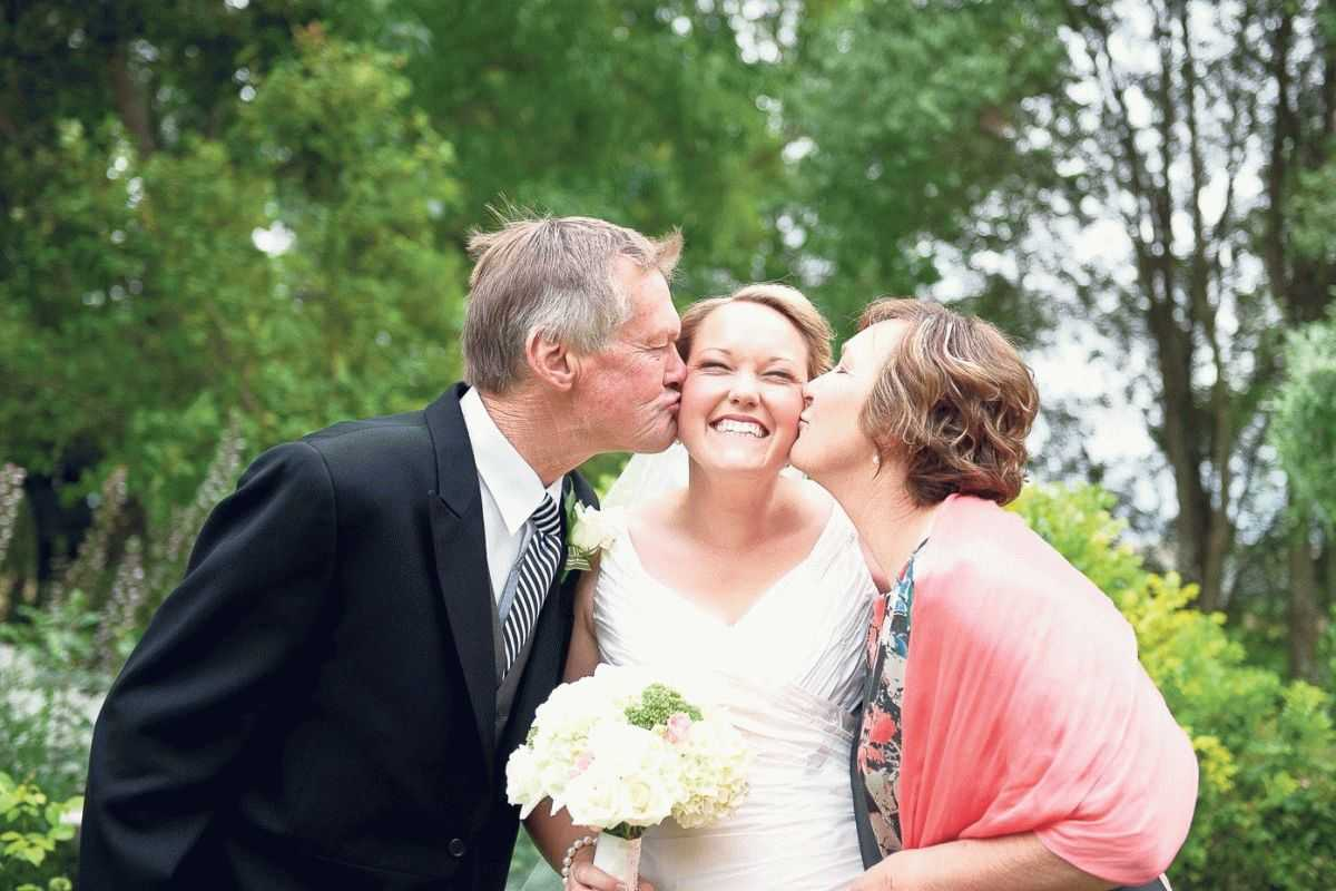 Поздравление с днем свадьбы в прозе от дедушки и бабушки