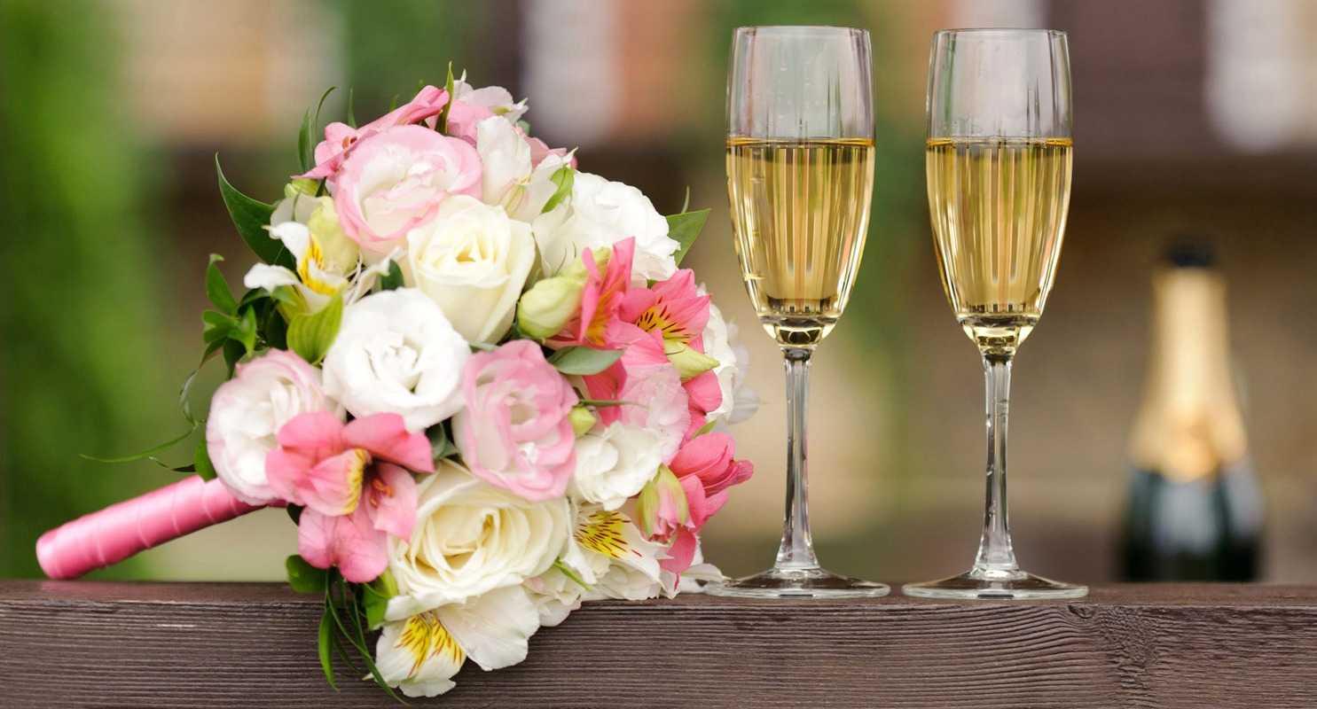 Тосты для свадьбы