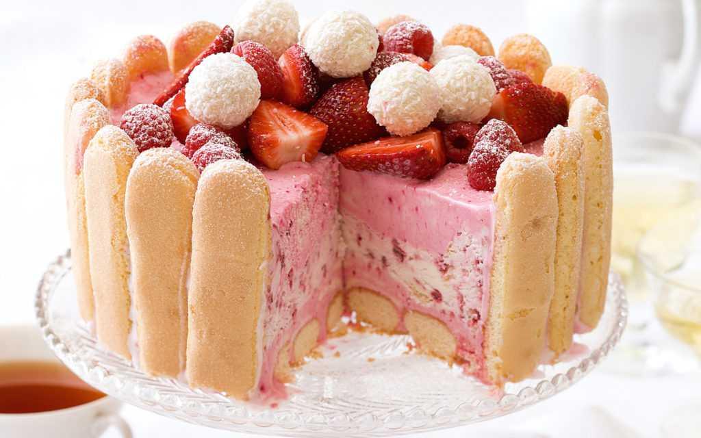 Торт для новогоднего стола