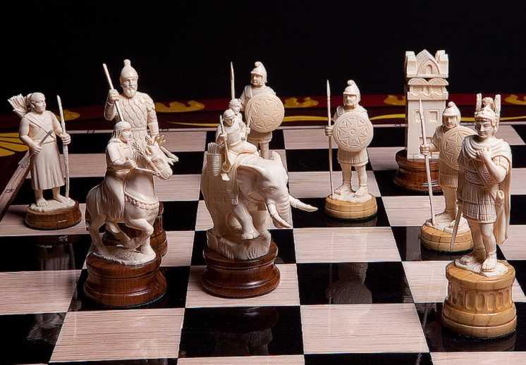 Исторические шахматы
