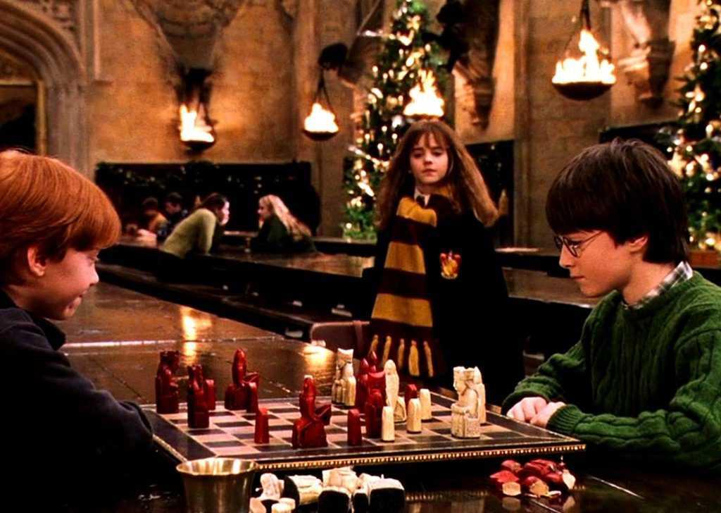 «Волшебные шахматы»