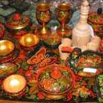 Традиционные русские сувениры - что подарить иностранцу на память о России