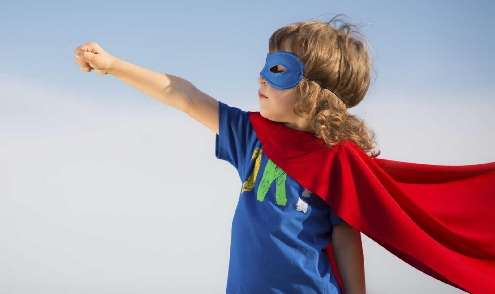 Дети-супергерои