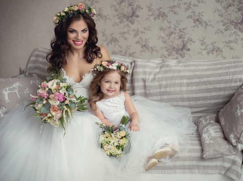 Дочки и мамы