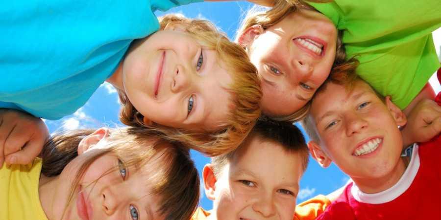 Как празднуют День защиты детей 1 июня