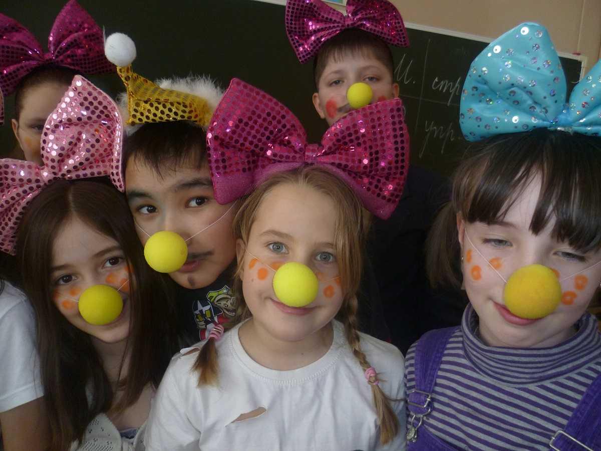 Креативный сценарий праздника 1 апреля в начальной школе