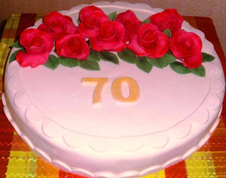 Проведения юбилея бабушки 70 лет в семье
