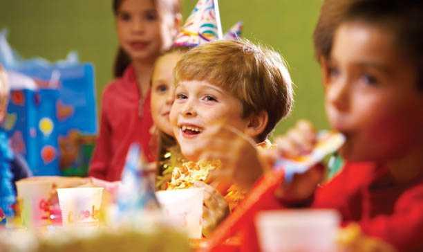 Сценарий Дня рождения мальчика 2 года дома с друзьями