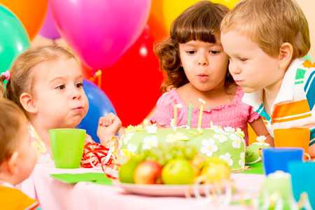 День рождения мальчика 2 года - сценарий