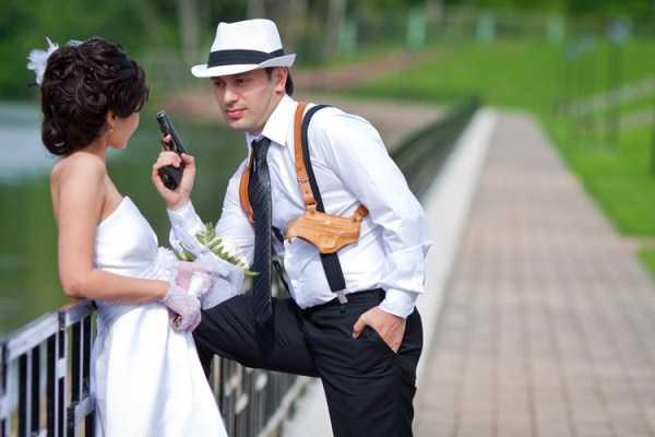 Гангстерская свадьба - подробный сценарий