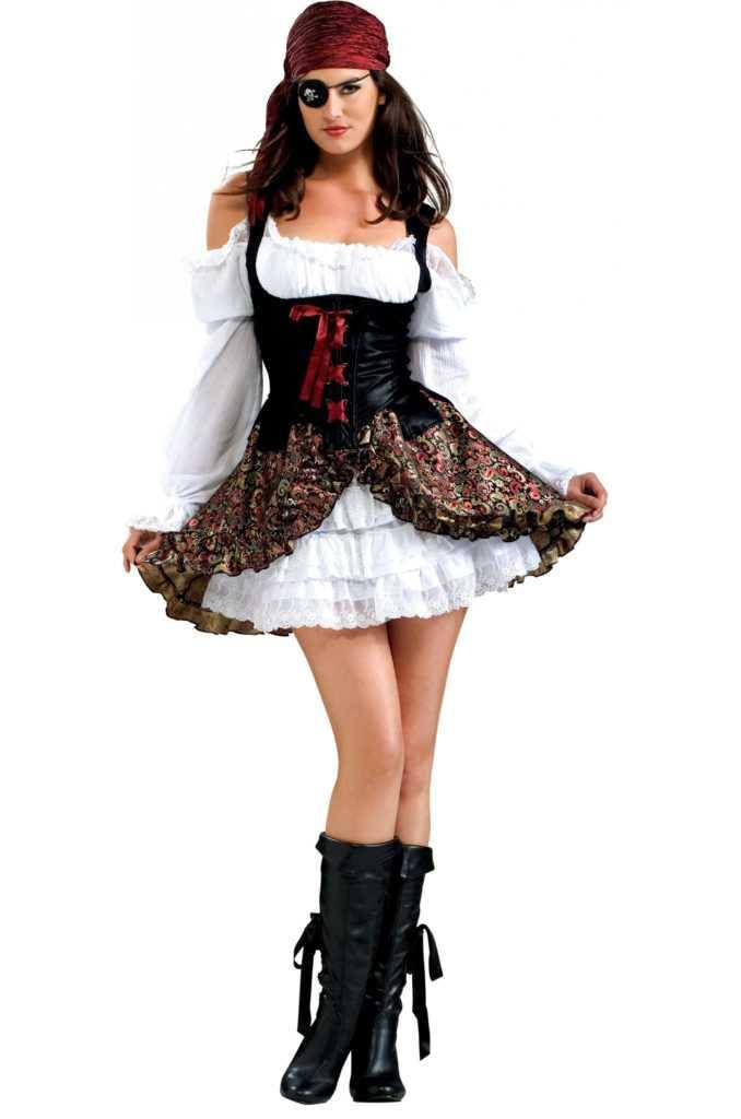 Пиратка костюм