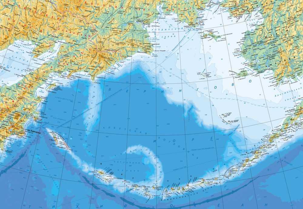 Берингово море